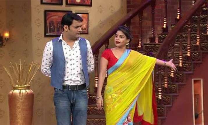Will Sumona Chakravarti become the part of Kapil Sharma's new show