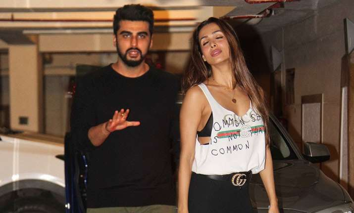 Arjun Kapoor and Malaika Arora planning to move in together  Masala News  India TV