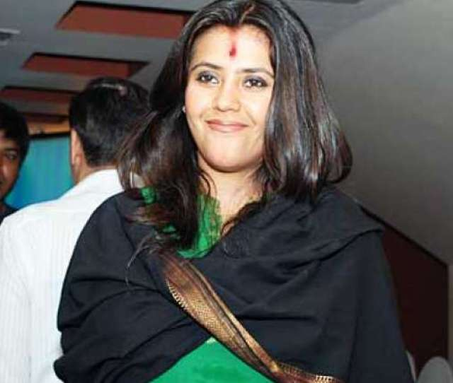 Ekta Kapoor To Come Out With Film On Dps Sex Mms