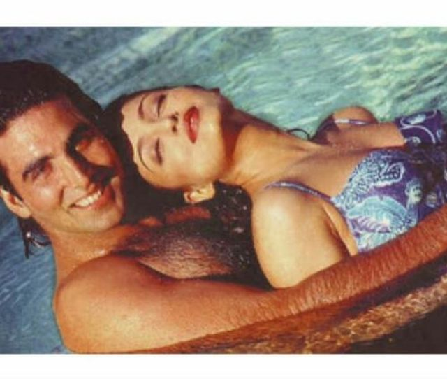 Bet You Havent Seen This Hot Photoshoot Of Aishwarya Rai Bachchan And Akshay Kumar