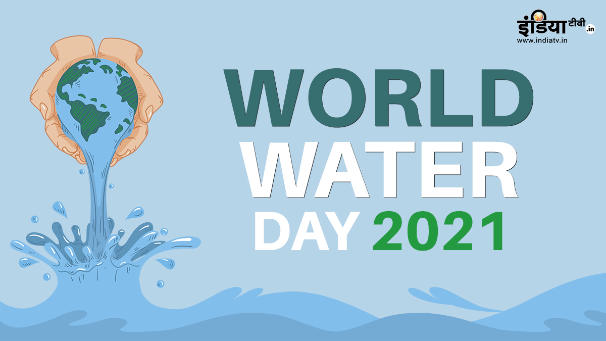 But in order to appreciate water, it is necessary to understand that drinking water is a precious resource. World Water Day 2021 Significance History Why Observed On March 22 World News India Tv