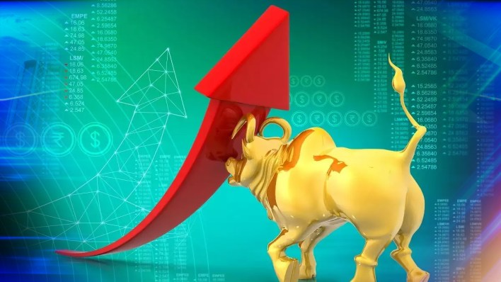 sensex hits record high of 57,758; nifty rallies over 200 points to trade above 17,750 | markets news – india tv