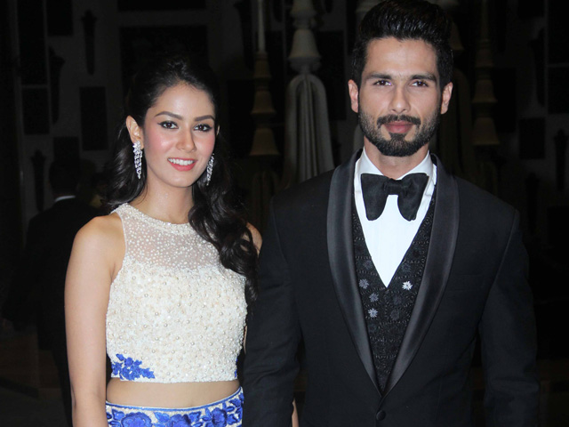 Here is what Shahid Kapoor does when he and his wife fights