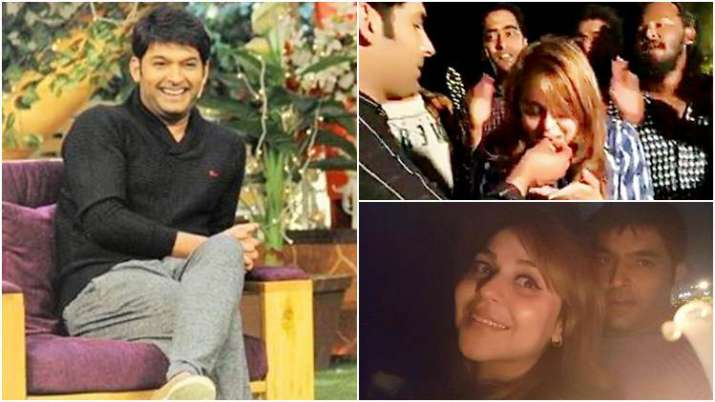 Kapil Sharma To Marry Ginni Chatrath Get All The Wedding Plan Details Here Celebrities News