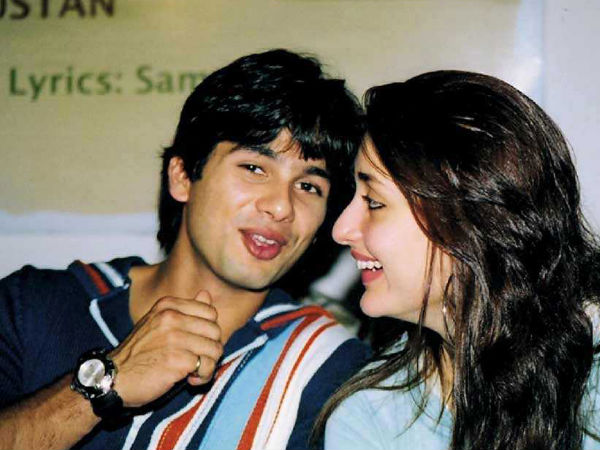 When Kareena Kapoor Khan Met Shahid Kapoor In An Awkward