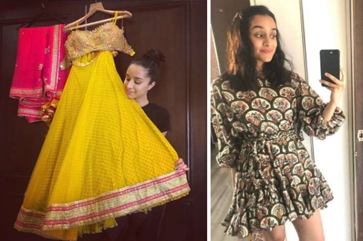 shraddha kapoor all set