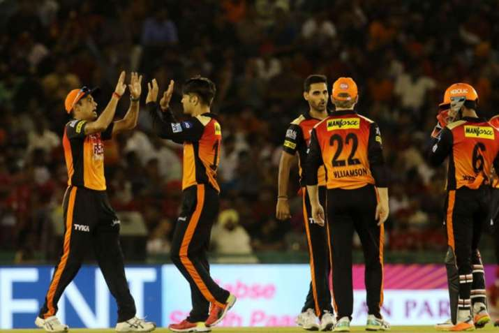 Live Cricket Score IPL 2018, Match 39, SRH vs RCB ...