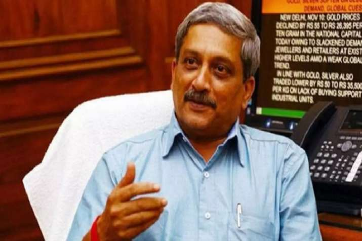 Parrikar spent scarcely 3 months in a US where he