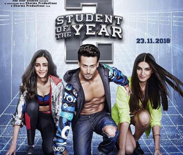 India Tv Student Of The Year 2 Upcoming Bollywood New Hindi Movies Of 2018
