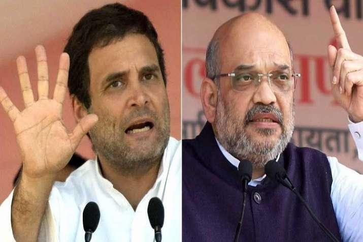 Rahul Gandhi and Amit Shah wil flog off choosing campaign