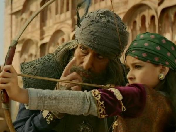 Thugs of Hindostan: Here's how Amitabh Bachchan's costumes