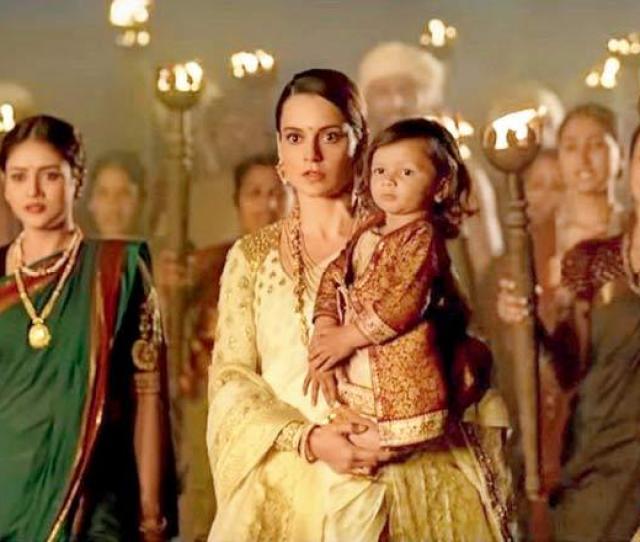 Manikarnika Box Office Collection Day 5 Kangana Ranauts Period Drama Collects Rs 52 40 Crore