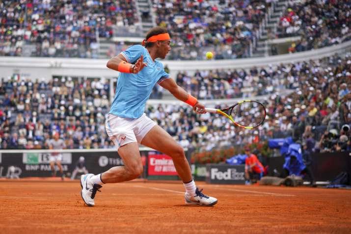 Rafael Nadal took his revenge on Tsitsipas he beat the