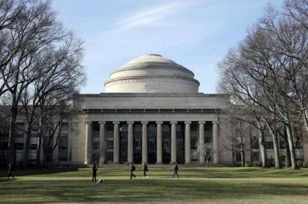 MIT Школу Лиги Плюща