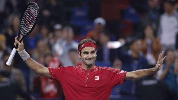 Roger Federer isbidding for his 10th Basel title and