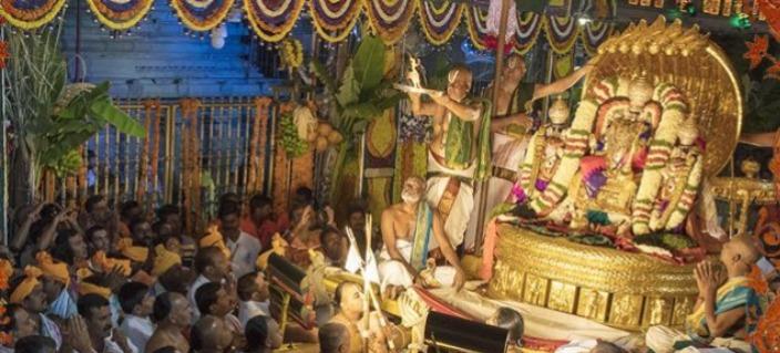 Over 7 lakh devotees take part in Tirumala Brahmotsavam | India News – India TV
