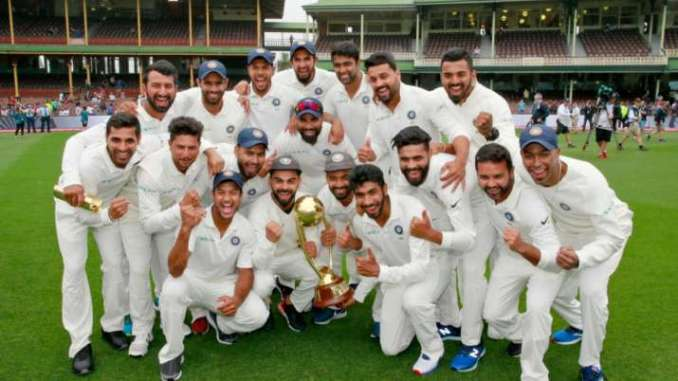 On this day: India became the first Asian team to win Test series Down  Under | Cricket News – India TV