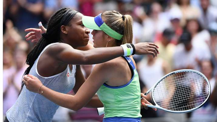 'Didn't do it for the hype': Sofia Kenin stops Coco Gauff in Australia