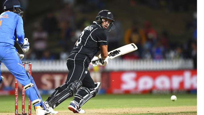 Ross taylor india vs new zealand ODI UnBumf