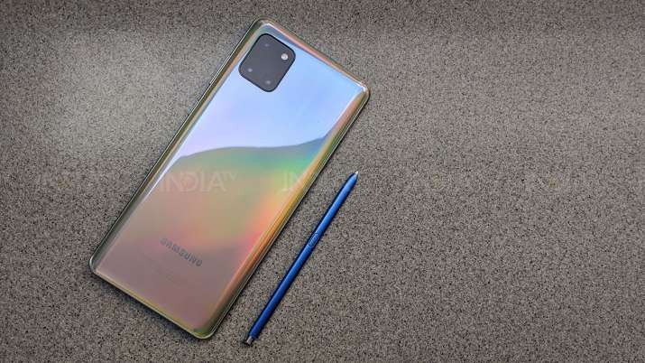 samsung galaxy note 10 lite review if