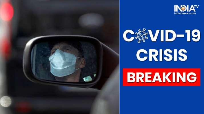 COVID-19 crisis LIVE: Top news headlines | India News – India TV