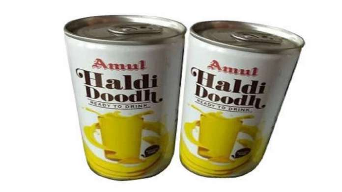 Amul on Wednesday has launched 'Haldi Doodh', amid