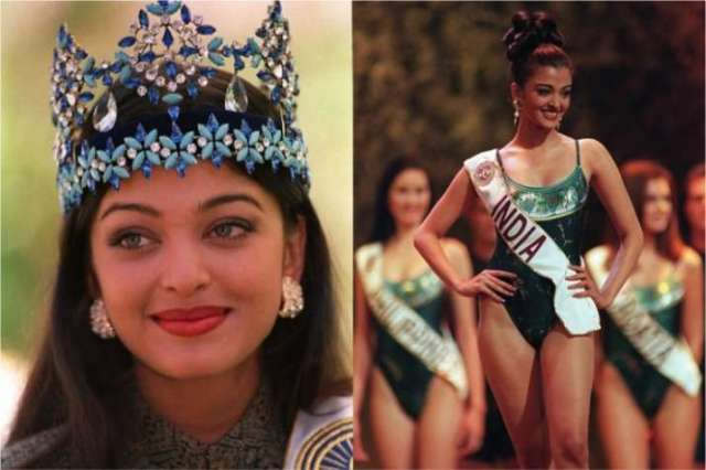 India Tv - Aishwarya Rai Bachchan's old photos just after her Miss World win