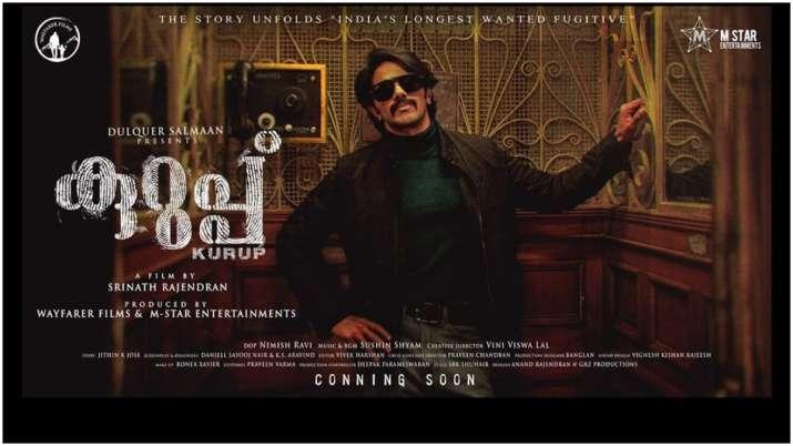 Dulquer Salmaan has 'little Eid surprise' for fans as he unveils Kurup new poster