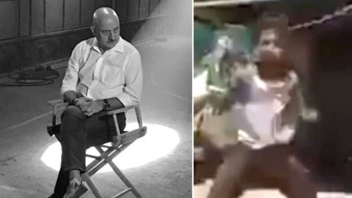 Anupam Kher amazed at a poor boy's talent, seeks details to sponsor his study and training. Watch video 7