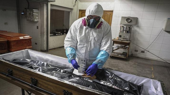 World hits coronavirus milestones amid fears worse to come 1