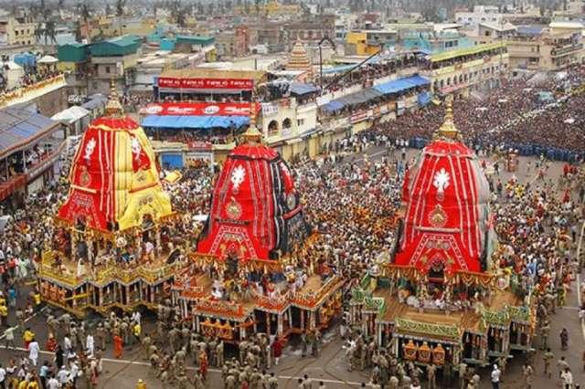 Supreme Court stays annual Rath Yatra at Puri's Jagannath Temple ...