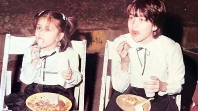 Kareena Kapoor Khan shares childhood photo with sister Karisma and it's all things cute