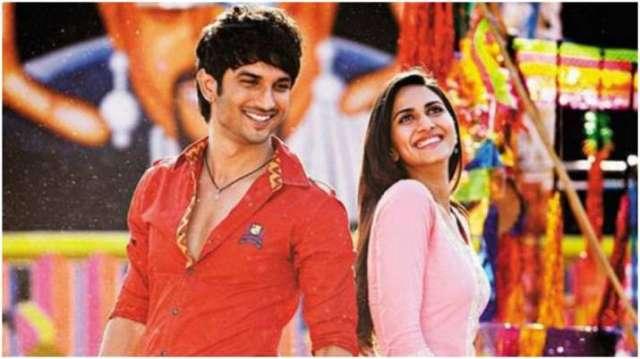 India Tv - Vaani Kapoor and Sushant Singh Rajput in Shuddh Desi Romance