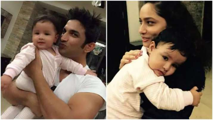 Throwback pics of Sushant Singb Rajput and Ankita Lokhande with MS Dhoni's daughter Ziva go viral
