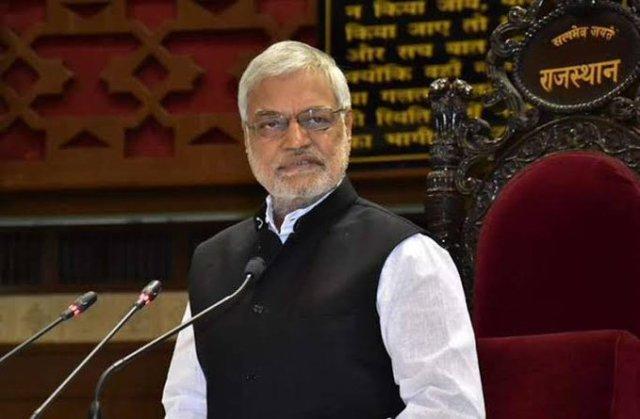 Rajasthan Assembly Speaker/FILE