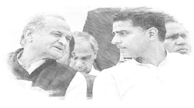 Rajasthan Political Crisis: Action shifts to SC, Gehlot parades MLAs in show of force | LIVE