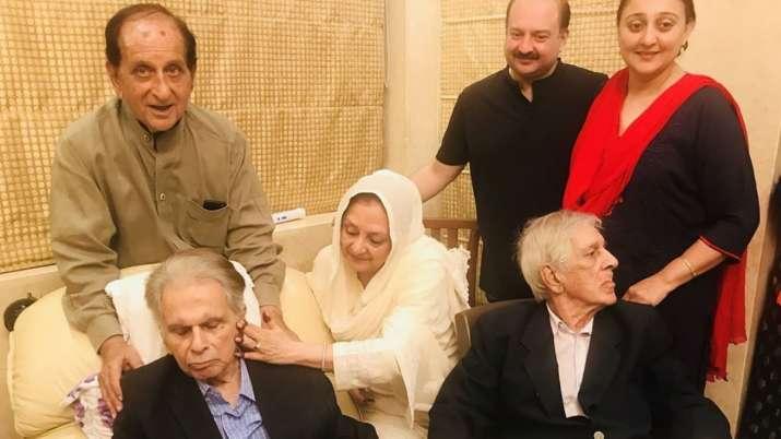 Dilip Kumar's brothers Ehsan Khan, Aslam Khan's condition critical