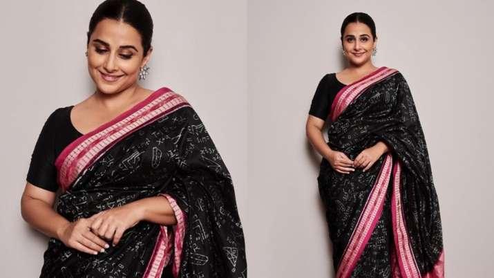 20-year-old Odia girl buys Vidya Balan's Sambalpuri saree in auction for THIS whopping amount