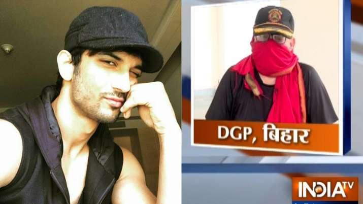 Why is Rhea Chakraborty playing hide-and-seek if she's innocent: Bihar DGP