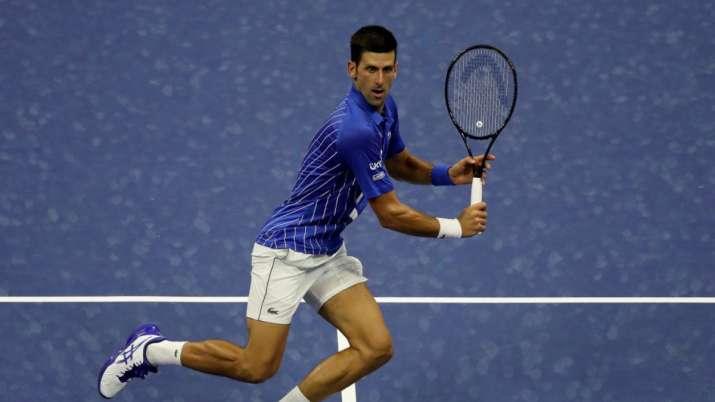 Us Open 2020 Novak Djokovic Reaches Third Round Kristina Mladenovic Loses After Leading 6 1 5 1 News Chant