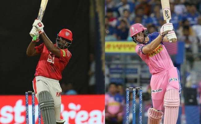 After The Initial Setbacks How Kxip And Rr Are Rising In Ipl 2020 Cricket News India Tv