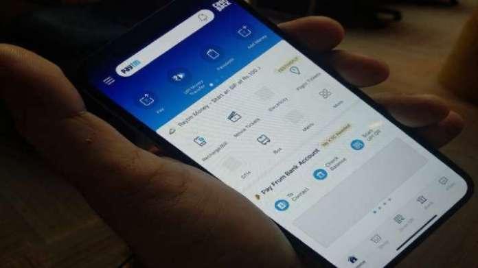 Paytm app, Play Store, Google