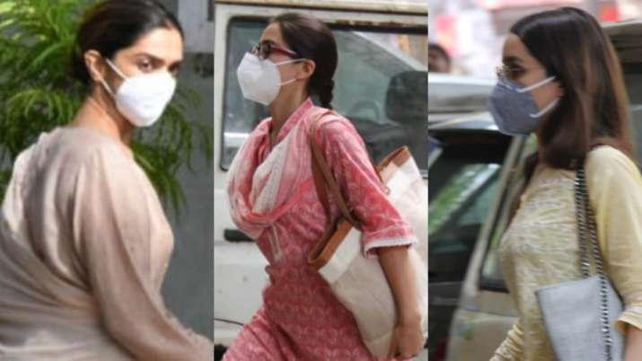 Sushant Death Case LIVE Updates: Deepika Padukone, Sara Ali Khan, Shraddha Kapoor questioned by NCB | Celebrities News – India TV