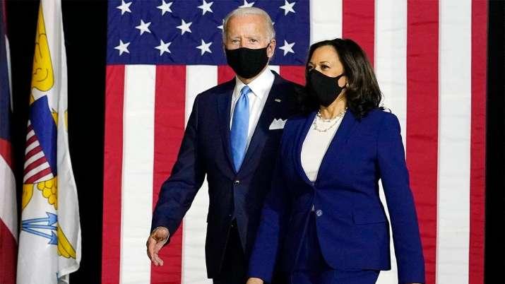 Joe Biden, Kamala Harris extend Navratri greetings to Indian-Americans