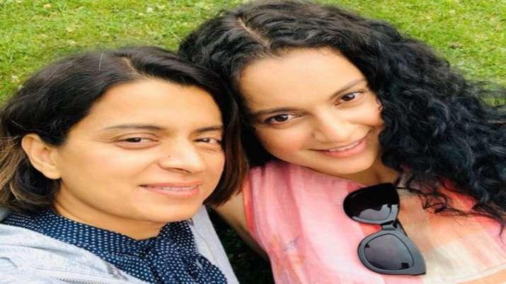 FIR filed against Kangana Ranaiut and sister Rangoli in Mumbai