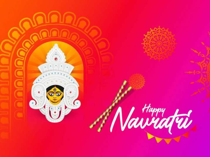 India Tv - Happy Shardiya Navratri 2020: Wishes, Messages, SMS, Greetings, Images and Wallpapers for Facebook &