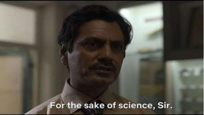 Mumbai Police create Nawazuddin Siddiqui meme for Covid awareness