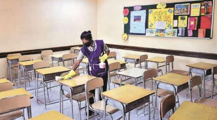 schools reopen uttar pradesh punjab sikkim class 9 to 12 coronavirus cases  latest news | India News – India TV