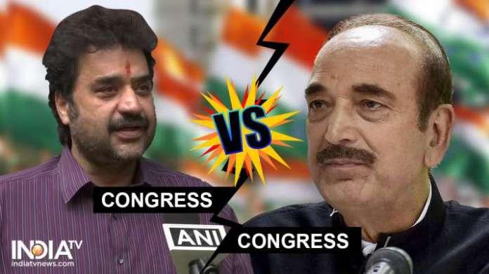 congress, ghulam nabi azad, kuldeep bishnoi