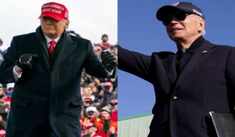 US Election 2020: Here's what Trump, Biden said in final pitch to undecided American voters